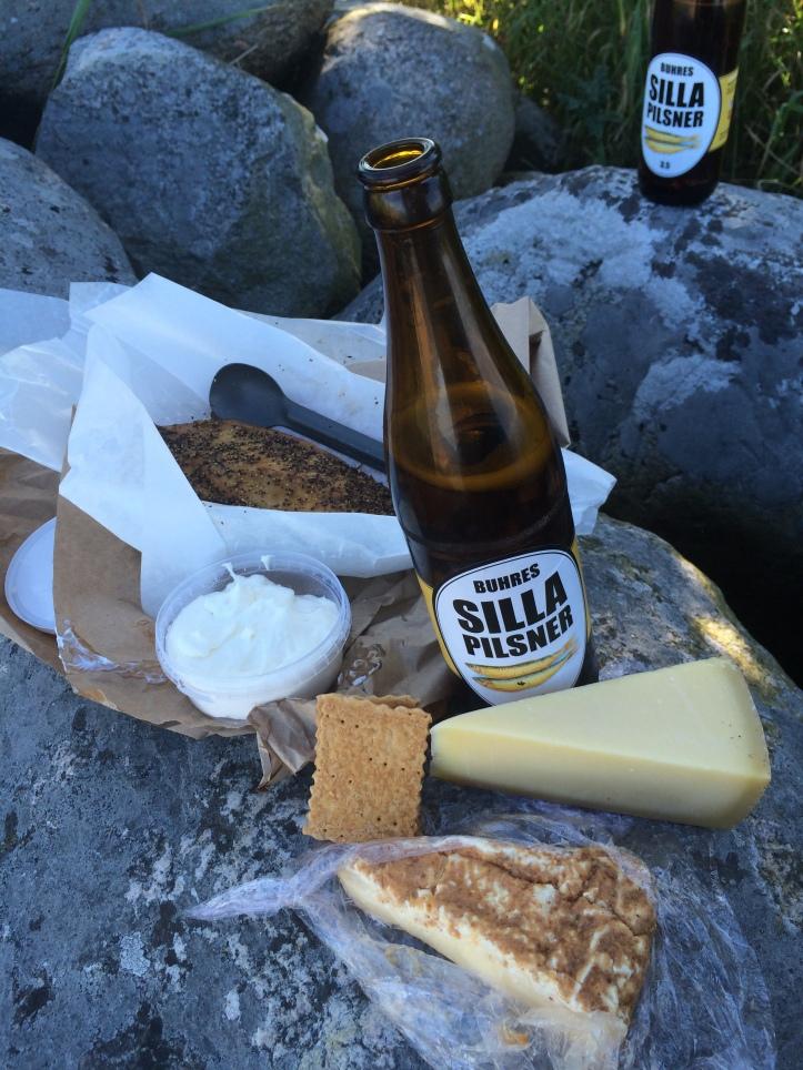 Bures i Kivik är definitivt värt ett besök. Gött som en göttapa!